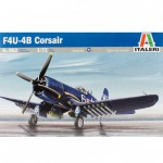 Maquette avion : F 4 U 4B Corsair