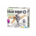 Kit de fabrication Green Science : Robot solaire