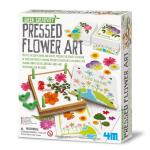 Green Creativity Kit - Pressed Flower Art