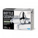 Kit de fabrication Green Science Fun Mechanics  Bottle Catamaran : Catamaran