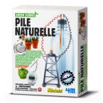 Kit de réalisation Green Science : Pile naturelle