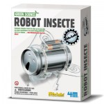 Kit de réalisation Green Science : Robot Insecte