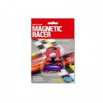 Science Card Experiment : Magnetic Race
