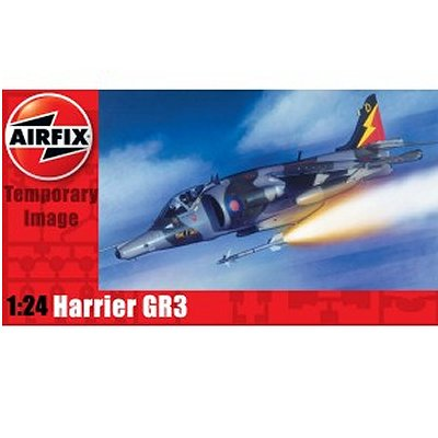 Maquette avion : Hawker Siddeley Harrier GR3