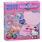 Perles Aquabeads Hello Kitty : Fashion set