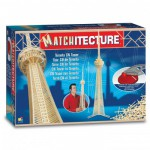 Maquette en allumettes : Matchitecture : Tour CN de Toronto
