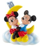 Tirelire Mickey et Minnie
