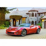 Puzzle 1000 pices - Chevrolet Corvette GS