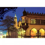 Puzzle 1000 pices - Pologne : Cracovie