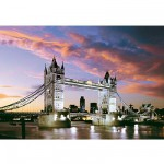 Puzzle 1000 pices - Tower Bridge de Londres
