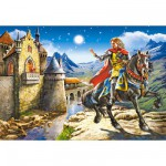 Puzzle 120 pices - Je reviendrais ma belle