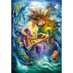 Puzzle 1500 pices - Nadia Strelkina : Fairy Book