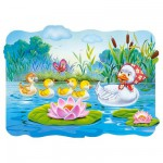 Puzzle 20 pices maxi : Le vilain petit canard