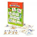 Puzzle 21 pices - Education : Les chiffres