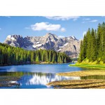 Puzzle 3000 pices - Lac de Misurina