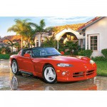 Puzzle 500 pices - Dodge Viper RT/10