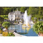 Puzzle 500 pices - Linderhof Palace, Allemagne