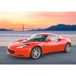 Puzzle 54 pices - Mini puzzle : Lotus Evora