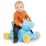 Porteur Happy Hippo 2 en 1