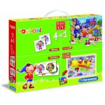 4 in 1 Edukit : Noddy