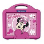 Jigsaw Puzzle - 12 Cubes : Minnie