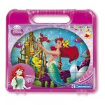 Jigsaw Puzzle - 20 Cubes : The Little Mermaid
