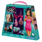 Kit cratif Crazy Chic : Dcore tes boucles d'oreille