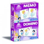 Memo Domino Pocket Princesses Disney