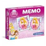 Memo Pocket Princesses Disney