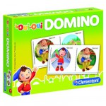 Noddy Pocket Domino Game