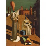 Puzzle 1000 pices : De Chirico : Muse inquitante