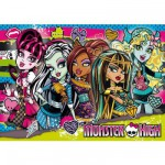 Puzzle 104 pices - Monster High : Entre filles