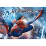 Puzzle 104 pices maxi : Spiderman 4 Escalade