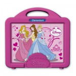 Puzzle 12 cubes : Princesses Disney