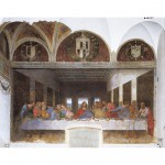 Puzzle 13200 pices - Lonard de Vinci : La Cne