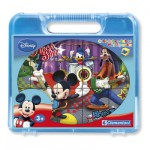 Puzzle 20 cubes : Mickey et ses amis