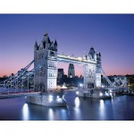 Puzzle 3000 pièces - Tower Bridge de Londres