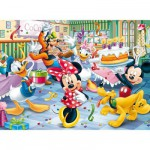 Puzzle 60 pices - Mickey et ses amis : I love Minnie
