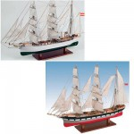 Holzmodell - Galatea / Glenlee