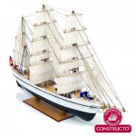 Holzmodell - Gorch Fock