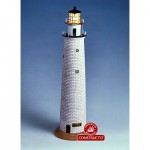 Maquette monument en bois : Phare de Boston