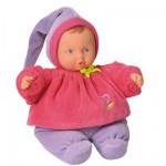 Babipouce Cuddly Toy - Grenadine Heart