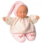 Babipouce Cuddly Toy - Happy Pink