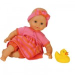 My First Bath Baby Girl Doll