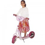 Patinette 2 roues 10'  Hello Kitty