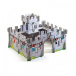 3D Cardboard Construction - Pop'n'Play :Medieval Castle