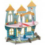 3D Wonderful Castle to Assemble - Pop to Play