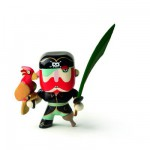 Arty Toys Figure - Pirates : Sam Parrot