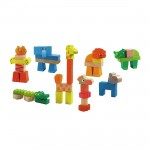 Cubes Cranimaux 52 pices