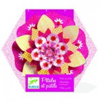 Kit de fabrication de décorations Pétales et Pistils : Rose